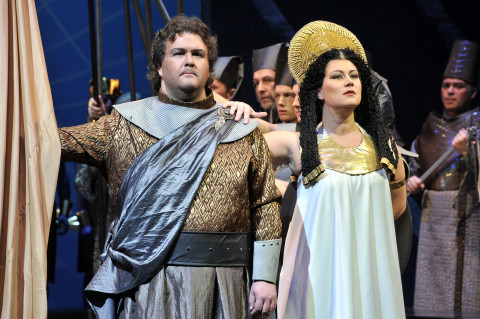 THEATER FUR NIEDERSACHSEN - Aida -