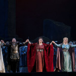 Adalgisa and the cast of Norma