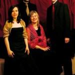 Quartetto vocale MIZAR S. Frigato, M. Ferrara e M. Dainese