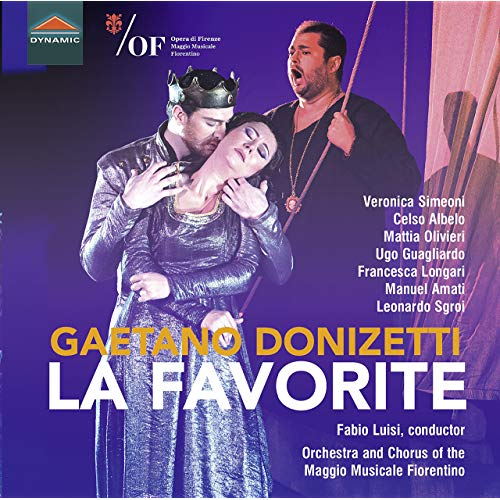 G. Donizetti, La Favorite CD